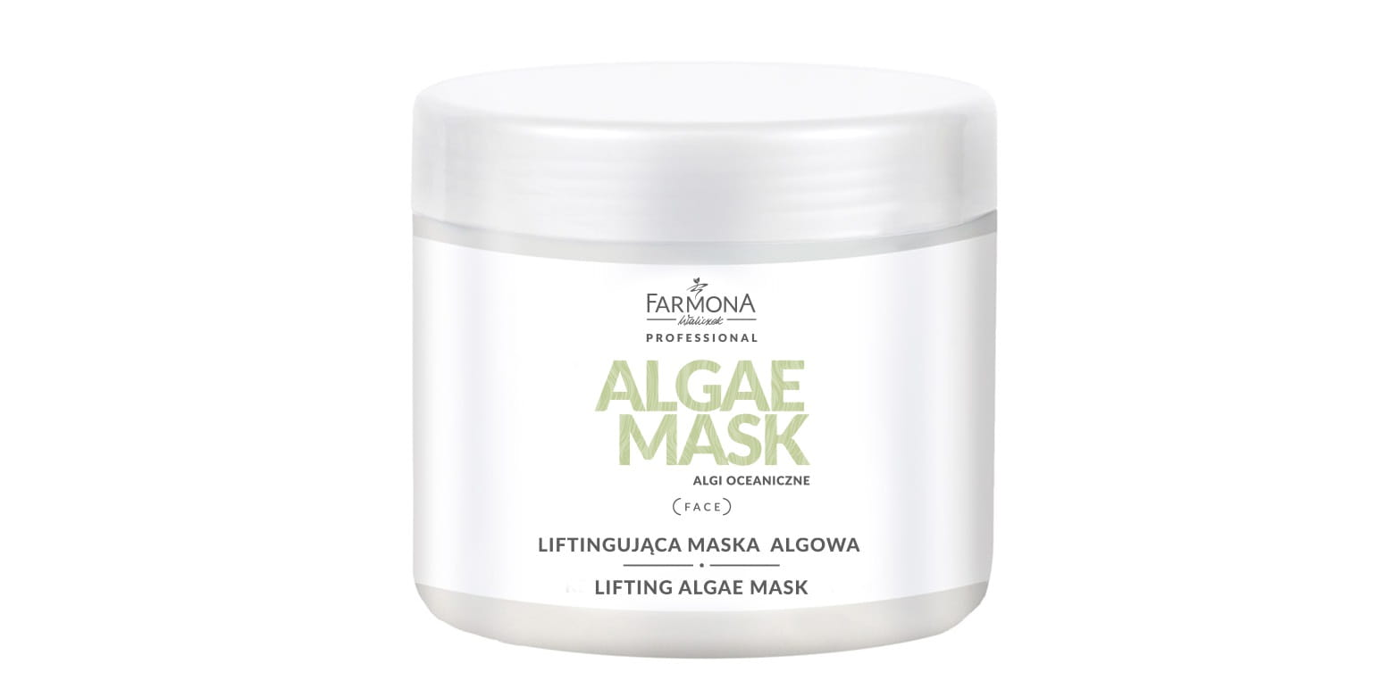 ALGAE MASK Liftingująca maska algowa, 190g