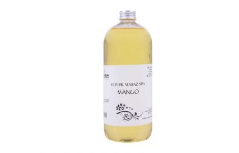 OLEJEK do masażu SPA mango 1l